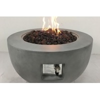 Buy cheap Factory price home decoration real flame LPG NPG propane outdoor fire bowl from wholesalers