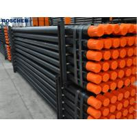 China Forged End HDD Drill Rods 6 5/8 Inch , custom Drill Bit Extension Bar on sale
