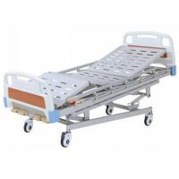 Best Multi Function Manual Hospital Bed With 4 Cranks For Adults wholesale