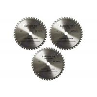 China SGS End Mill Cutting Tools Tungsten Carbide Circular Blade / Slitting Cutter Saws on sale