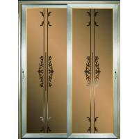 Best 1.0mm - 1.2mm profile thickness aluminum lift and slide doors with smooth movement wholesale