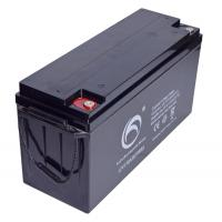 China Heat Resisting Gel Battery 12V 150Ah Rechargeable Solar/UPS Battery Price on sale