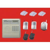 Best Complete Alarm Systems | With 5 wireless sensors and siren | 8 wireless, 4 wired zones home security | burglar & fire alarms wholesale