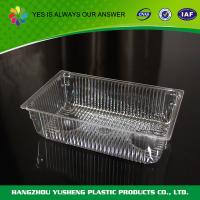 Best Plastic Bakery Disposable Food Trays Packaging For Biscuit wholesale