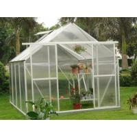 China 6mm Transparent Corrugated Polycarbonate Sheet for Greenhouse on sale