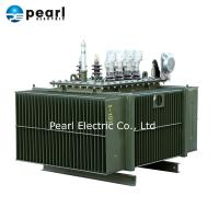Buy cheap 2000kVA Oil Immersed Transformer For Nuclear Power Plant , Thermal Power Plant from wholesalers