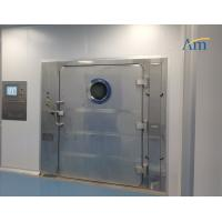 Pharmaceutical Small Volume Container Washing Machine IBC Cleaning Equipment