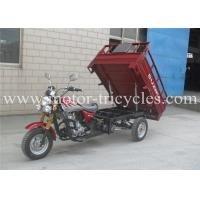 Cheap Trike Truck Three Wheel Cargo Motorcycle for sale