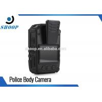 Buy cheap CMOS GPS digital HD IP67 police body Camera support WIFI and night vision from wholesalers