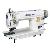 China High-Speed Single Needle Lockstitch Sewing Machine (with side cutter) (SK5200) on sale