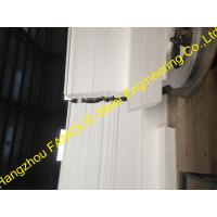 China Glass Wool Insulated Sandwich Panels For Prefabricated House on sale