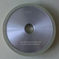 Best 1A1 vitrified diamond grinidng wheel for tungsten carbide wholesale