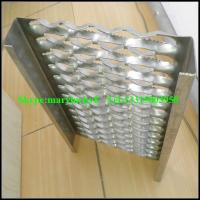 Best lowes non slip stair treads/Perforated metal stair treads wholesale