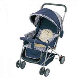 China Adjustable Backrest Baby Buggy Strollers , Safety First Kids Stroller on sale