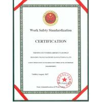 zhengzhou changli machinery manufacturing co., ltd. Certifications