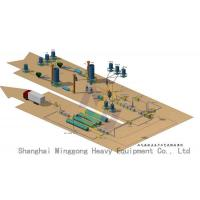 China Autoclave Aerated Concrete Plant/Aerated Concrete Equipment on sale