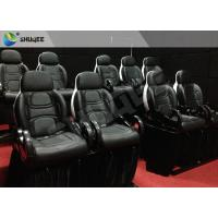 Best 12-40 People 9D Movie Theater 9D Cinema Equipment With Electric System wholesale
