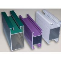 Best High Performance Powder Coated Aluminum Extrusions 6063 T6 For Sliding Door wholesale