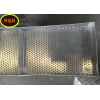 Best Reusable 304 Stainless Steel Wire Mesh Trays Easy Clean Eco Friendly wholesale