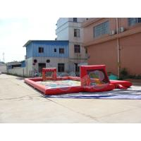 Best Inflatable Water Soccer Field wholesale