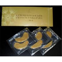 Best Gold Crystal Collagen Eye Mask wholesale