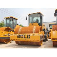 Best SDLG RS8140 Road Construction Equipment Single Drum Vibratory Road Roller 14Ton wholesale