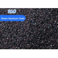 Best 95 Brown Aluminium Oxide Blasting Media Sandblasting Beautification Processing wholesale