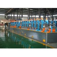 China Steel Tube Machine Rolling Mill , Precision Seamless Steel Pipe Making Line on sale