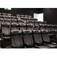 Best Customized Environmental 4D Cinema Equipment / Electric 4D Motion Seats wholesale