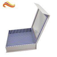Best Creative handmade gift packaging boxes customized beautiful packaging boxes with window wholesale