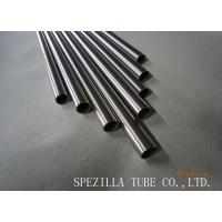 Best seamless pipe stainless steel ASTM A213 Type 316 / 316L Stainless Steel Tubing Seamless Solution Annealed Tubing wholesale