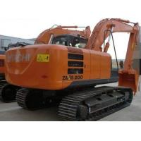 Best 20 Ton Used Crawler Excavator ZX200-5A With 0.91m³ Bucket Capacity wholesale