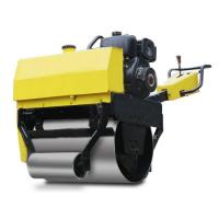 China Mini Roller Road Construction Machines JVS05H Walk Behind Vibratory Roller on sale