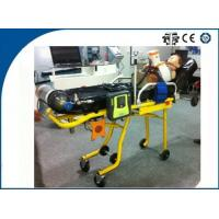 China Aluminum Alloy Ambulance Stretcher , Foldable Lightweight First Aid Equipment on sale