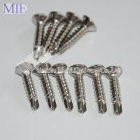 Best Stainless Steel 304 Csk Self Drilling Screw with Cross Head (#10-16x1/2) wholesale