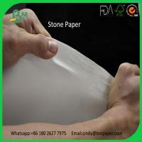 Best New Technology 120gsm 144gsm 168gsm Roll Synthetic Paper wholesale