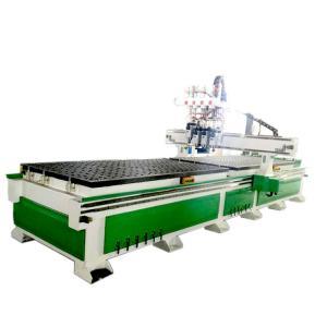 Best Professional 1325 CNC  Woodworking Machine 3D 380V / 50Hz for Door Making wholesale