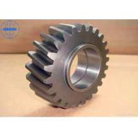 China 40-60HRC Hardness Single Helical Gear 0.5 - 12mm Modulus / Samll Spiral Gears on sale