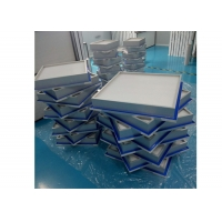 Buy cheap GMP Factory Clean Room Liquid Sealed HEPA Filter 99.99%@0.3um Efficiency from wholesalers