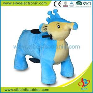 Best Sibo China Wholesale Animal Rides Electric Animal Scooters Animal Scooter wholesale
