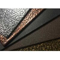 Best Epoxy Polyester Crack Textured Powder Coat With High Temperature Resistance wholesale