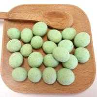 Best Healthy Low Fat Roasted Coated Wasabi Peanuts Coconut Flavor Without Pigment wholesale
