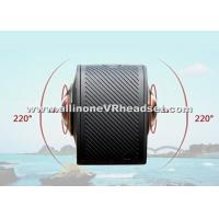 "Best 1920 x 1080P 360 Degree Video Camera Dual Fish Eye Lens with 0.96"" LCD Monitor wholesale"