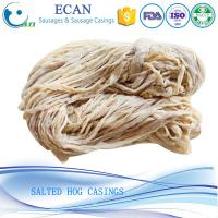 Best Natural Sausage Sheep Casings / Animal Extracted Intestines Sausage Pork Casing 38/40 wholesale