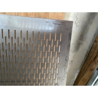 Best round hole galvanized perforated metal sheet/ Metal sheet factory wholesale