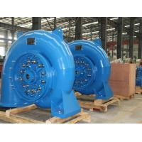 Buy cheap Small Hydro Turbine Generator Unit 750r/min 1.48m³/s Stainless Steel 400kW product