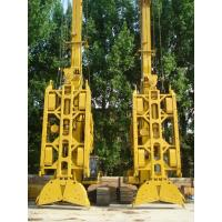 China 600mm hydraulic diaphragm wall grabs bauer type used on bauer drilling rig on sale