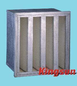 Best V-Bank HEPA Filter (H13&H14) wholesale