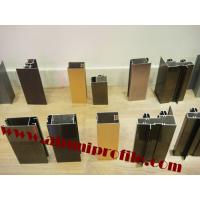 China Electrophoresis aluminium profile on sale