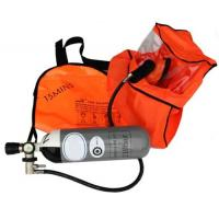 China 2.2L,3L new type Life saving SOLAS Emergency Escape Breathing Device on sale